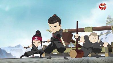 Extrait : complètement marteau - Mini Ninjas