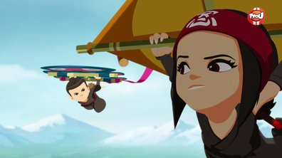 Le justicier masqué - Mini Ninjas