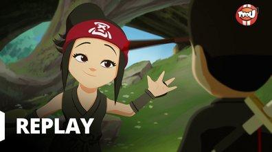 Mini Ninjas - S02 E04 - La colère du Kami