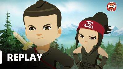 Mini Ninjas - S02 E16 - La voie du vrai Ninja