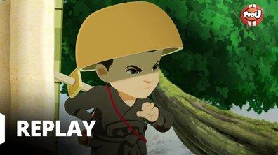 Mini Ninjas - S02 E11 - Maître Hiro