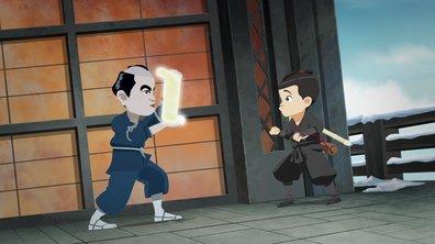 Dans la Peau de Kitsune - Mini Ninjas