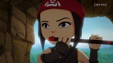 Le fils des inventeurs - Mini Ninjas