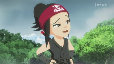 Mini Ninjas - S02 E17 - Tatsu-Koori