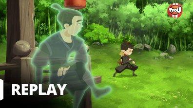 Mini Ninjas - S02 E09 - Sanjoru s'est échappé