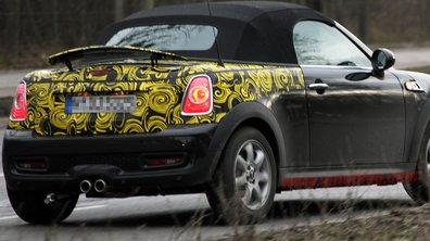 Mini Roadster : La Mini Coupé enlève le haut