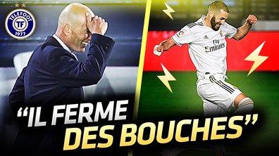 La Quotidienne du 19/06 : Le troll de Zidane après le show Benzema