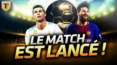 La Quotidienne du 20/09 - Ronaldo / Messi : c'est l'heure de la guerre des Titans