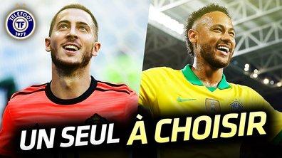 La Quotidienne du 10/09 : Vous prenez Neymar ou Hazard ?