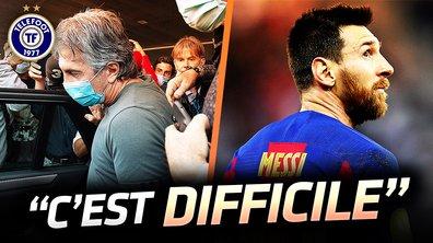 La Quotidienne du 02/09 : le père de Messi confirme