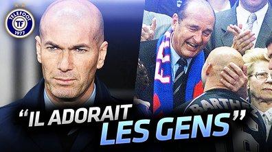 La Quotidienne du 27/09 : Le bel HOMMAGE de Zidane à Chirac