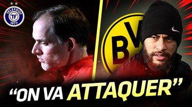 La Quotidienne du 11/03 : le PSG à l'assaut de Dortmund