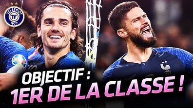 La Quotidienne du 15/11 : Direction l'Euro pour l'Equipe de France !