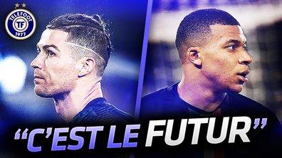La Quotidienne du 21/02 : Quand Ronaldo évoque Mbappe
