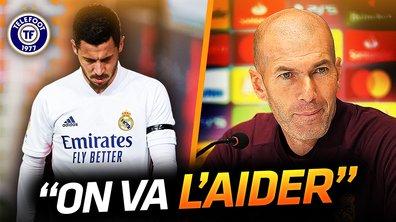 La Quotidienne du 01/12 : Zidane vole au secours d'Hazard