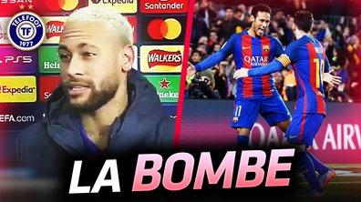 La Quotidienne du 03/12 : Neymar veut rejouer avec Messi !