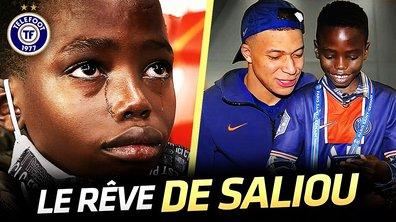 La Quotidienne du 04/01 : Les joueurs du PSG font pleurer de joie un jeune supporter