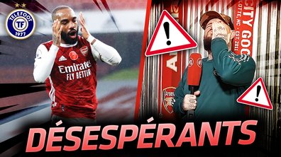 La Quotidienne du 09/11 : Arsenal humilié, les supporters craquent