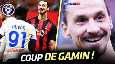La Quotidienne du 25/01 : la punchline de Zlatan en plein match