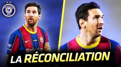 La Quotidienne du 30/09 : la fin du clash entre Messi et le Barça ?