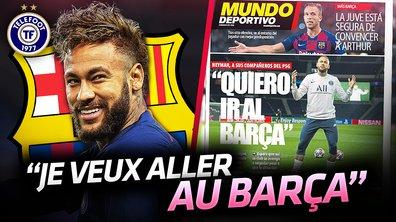 La Quotidienne du 08/06 : Neymar au Barça : le retour de la PROPAGANDE