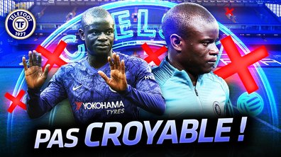 La Quotidienne du 10/06 : Chelsea prêt à sacrifier Kanté ?