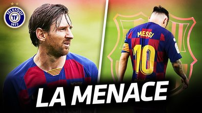 La Quotidienne du 03/07 : Messi menace encore de quitter le Barça !