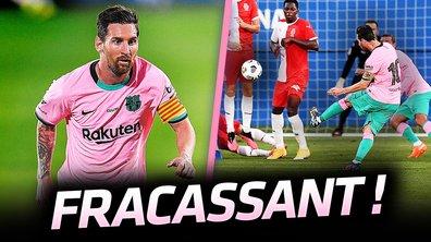 La Quotidienne du 17/09 : Le but SPLENDIDE de Messi pour son retour