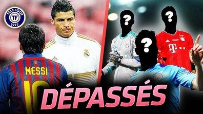 La Quotidienne du 23/09 : Ronaldo et Messi DÉTRÔNÉS