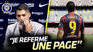 La Quotidienne du 24/09 : Suarez fond en LARMES pour ses adieux au Barça