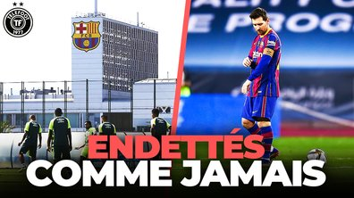 La Quotidienne du 26/01 : la situation critique du Barça
