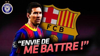 La Quotidienne du 21/12 : Les révélations de Messi sur son début de saison
