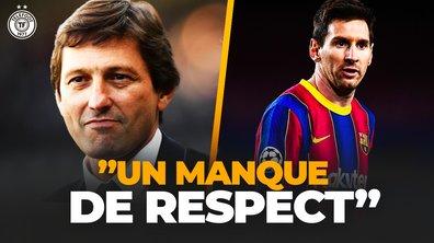 La Quotidienne du 28/01 : Laporta critique le PSG pour ses approches envers Messi