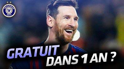 La Quotidienne du 06/09 : Messi gratuit dans un an ?
