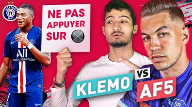 KLEMO VS AF5 : QUI VA REUSSIR SON DEFI SECRET ? (Fifa Ultimate Team)