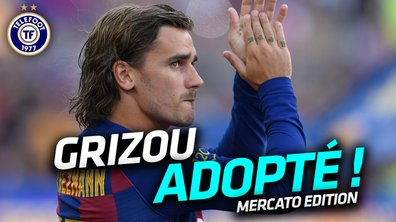 La Quotidienne Mercato du 05/08: Grizou adopté par le Camp Nou