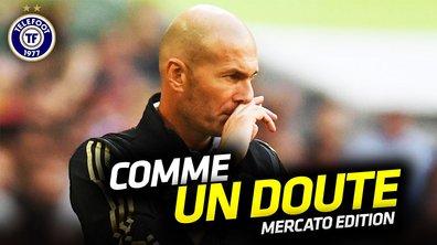La Quotidienne Mercato du 14/08: Zidane insatisfait de l'été du Real Madrid ?