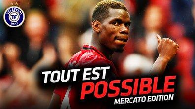 La Quotidienne Mercato du 16/08: Pogba à Madrid, c'est encore faisable
