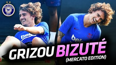 La Quotidienne Mercato du 16/07: Grizou bizuté !