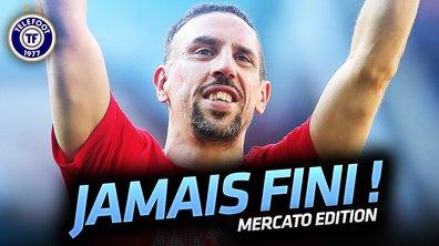 La Quotidienne Mercato du 20/08: le retour de l'inusable Ribéry