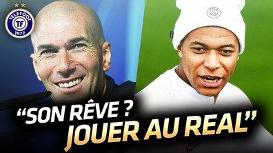 La Quotidienne du 06/11 : Zidane confirme le rêve de Mbappé