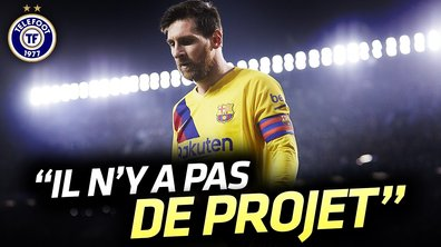 La Quotidienne du 04/09 : Messi OBLIGÉ de rester !