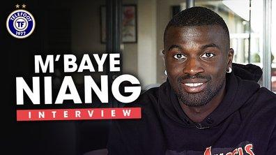 """EXCLU - M'baye Niang : """"Je vis une belle période de ma carrière à Rennes"""""""