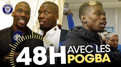 48h pour la Guinée : en immersion avec les frères Pogba