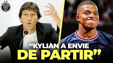 La Quotidienne du 25/08 : Leonardo annonce les envies de départ de Mbappé