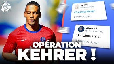 La Quotidienne du 06/04 : Les fans du PSG volent au secours de Kehrer !