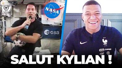 La Quotidienne du 08/06 : Kylian Mbappé et Thomas Pesquet, délires de l'espace !