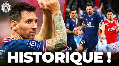 La Quotidienne du 30/08 : Messi enflamme la Ligue 1 pour ses débuts !