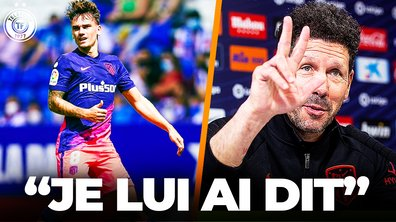 La Quotidienne - Diego Simeone a parlé à Griezmann !