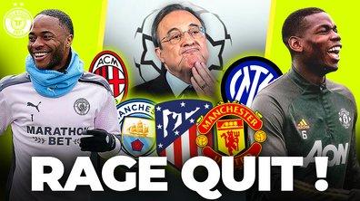 La Quotidienne du 21/04 : Tout s'effondre pour la Super League !